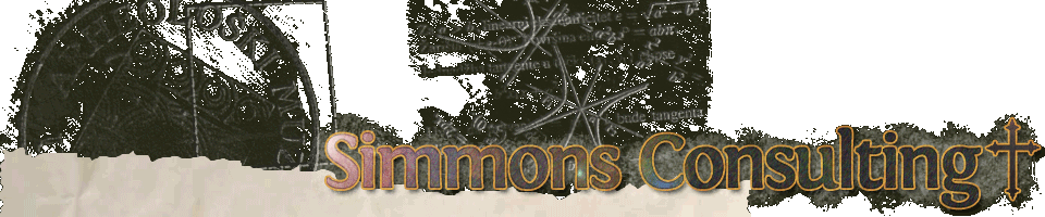 Simmons Consulting, the Website of Toby Simmons